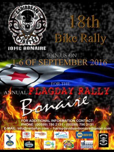 Bike Rally Bonaire