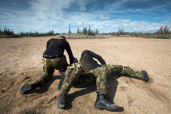 Oefening landmacht op Bonaire uitgesteld