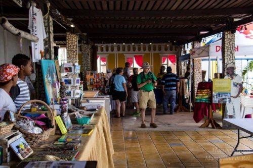 Culturele Markt Mangazina di Rei