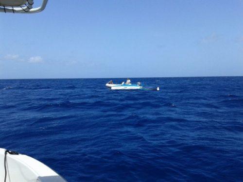 reddingsactie kustwacht