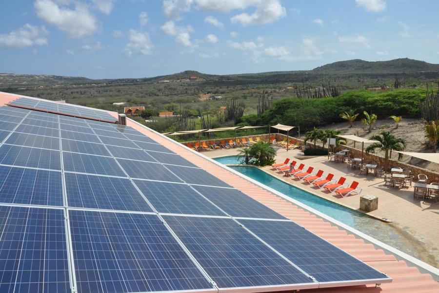 Zonnepanelen voor uw huis of bedrijf op Bonaire