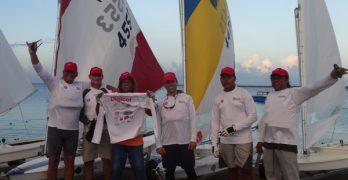 Sunfish Team Bonaire op Curacao