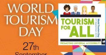 TCB bedankt iedereen op World Tourism Day