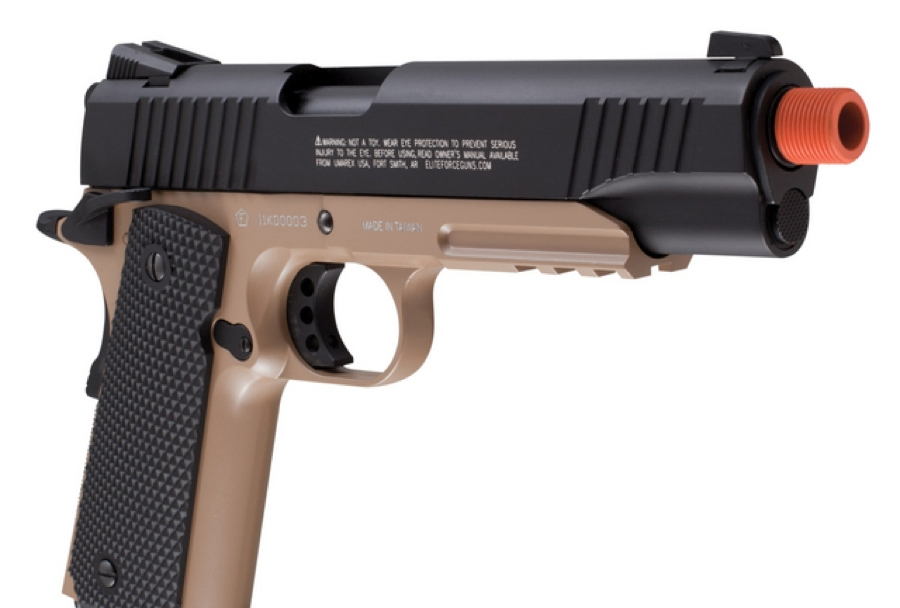 Airsoft-wapens verboden op BES-eilanden
