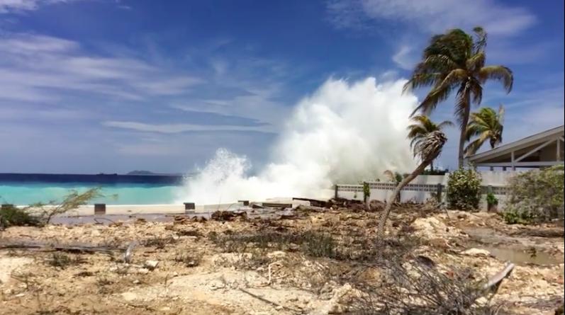 Woeste kust Bonaire