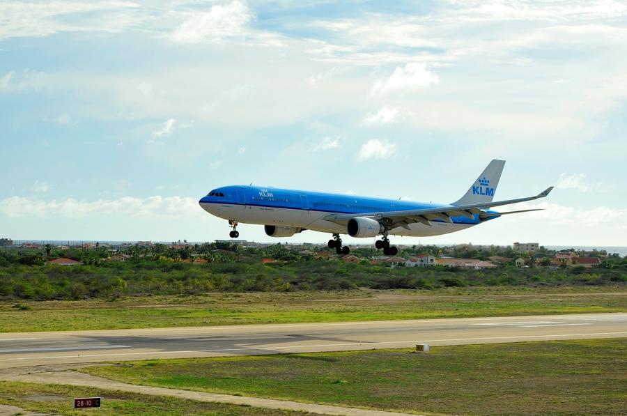 KLM ook in zomer 2017 6x per week naar Bonaire