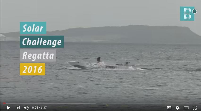 Video: Solar Challenge Regatta 2016 op Bonaire