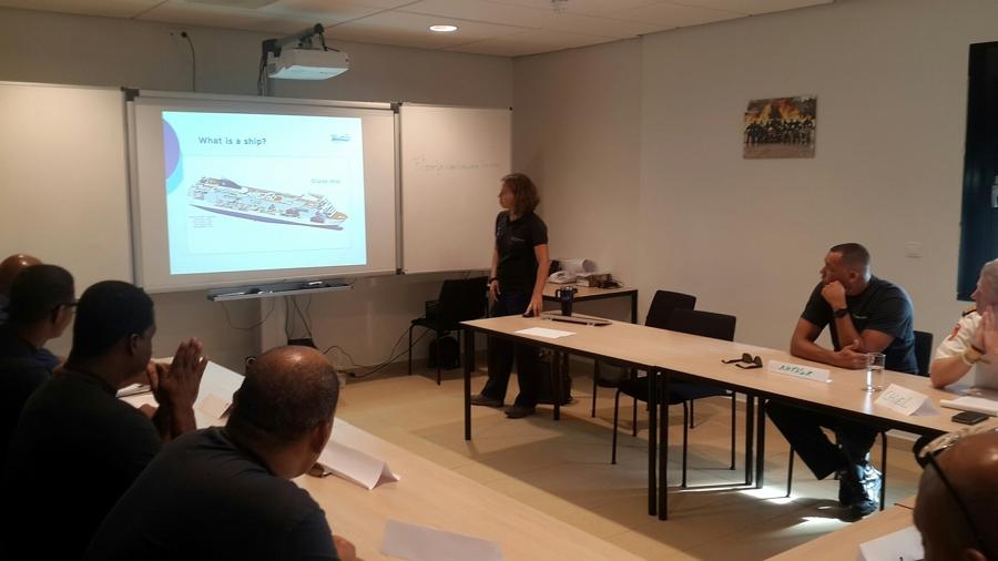 Brandpreventie en -bestrijding aan boord van schepen door Scheepsvaartinspectie CN