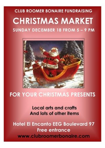 Kerstmarkt Stichting Club Roomer Bonaire @ Hotel El Encanto | Kralendijk | Caribisch Nederland