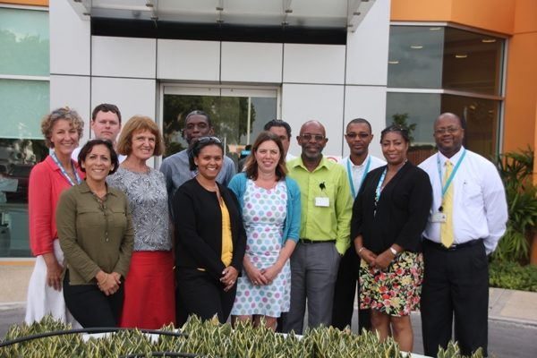 Caribisch Nederlandse delegatie bezoekt beroepsonderwijs Barbados en Trinidad