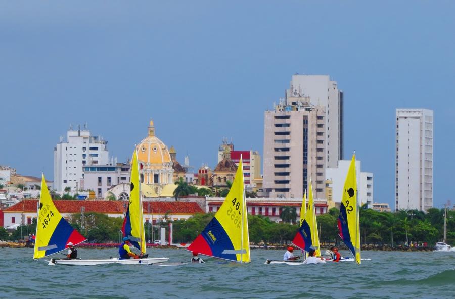 Sunfish team Bonaire tevreden onderweg naar huis