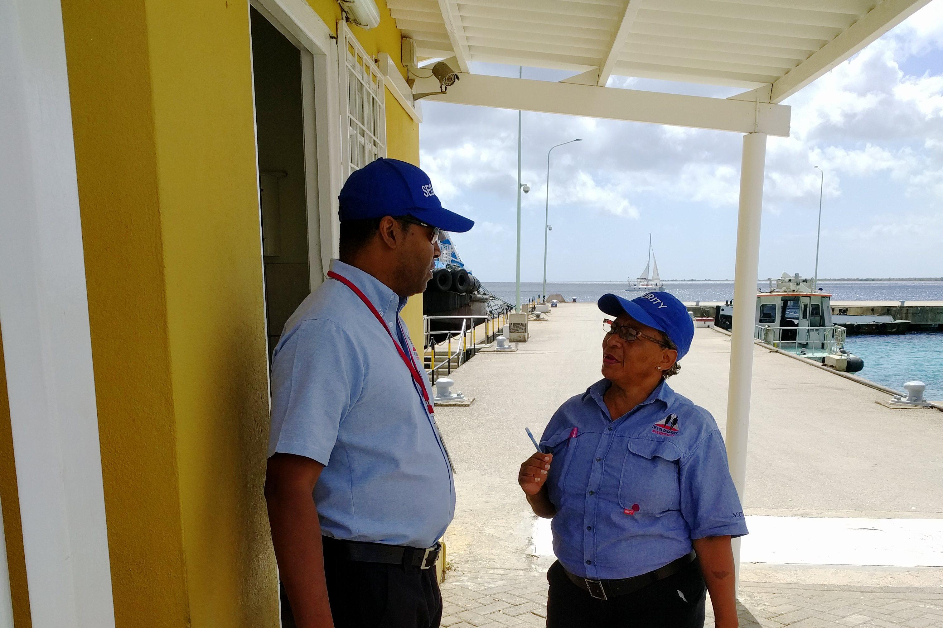 Delta Security object beveiliging en alarmsystemen Bonaire