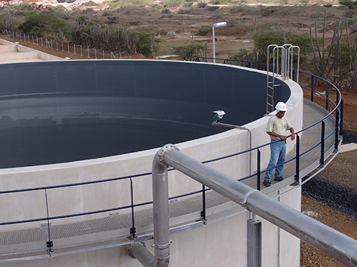Lespakket afvalwater