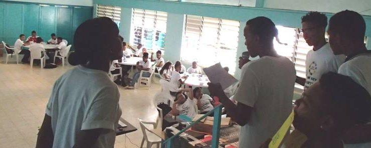 Presentatie sectorwerkstukken mavo 4 leerlingen