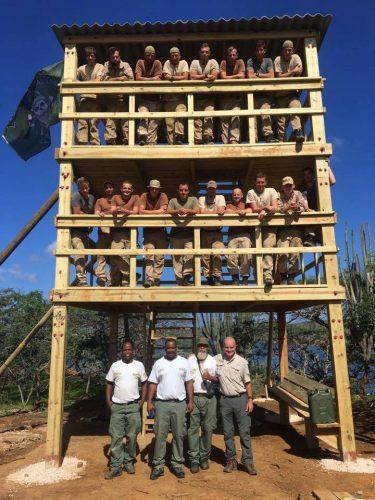 stinapa-nieuwe-uitkijktoren