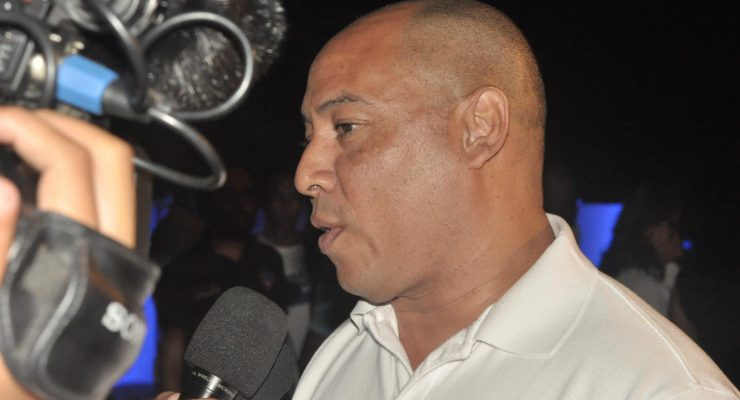 """Tjin Asjoe (MPB) over Insel-crisis: """"Direct in actie komen""""!"""