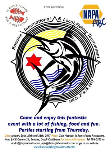 International & Local Fishing Tournament