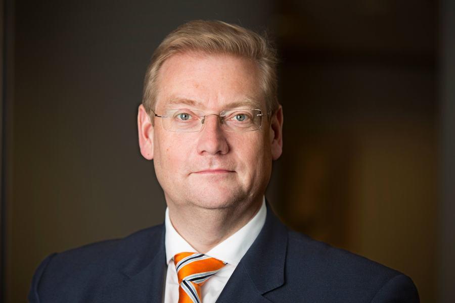 Minister Ard van der Steur bezoekt Bonaire