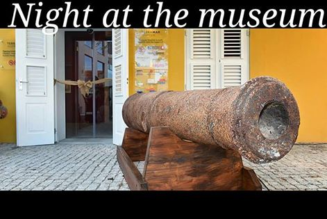 Night at the Museum @ Terramar Museum