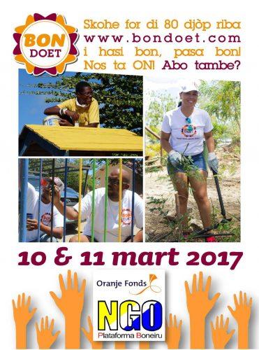 Bon Doet 2017 @ Over het hele eiland