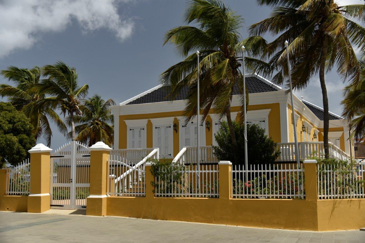 Oprichting van de Stichting Monumentenfonds Bonaire