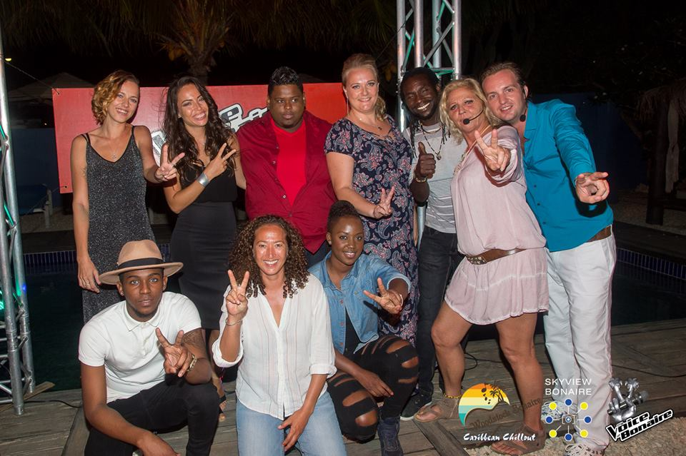 The Voice of Bonaire 2017 ronde 1