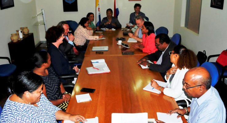 Vruchtvol bezoek nationale ombudsman aan OLB