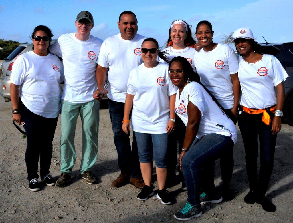 Vrijwilligerswerk op Bonaire