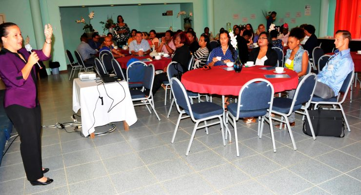 OLB werkt aan betere toekomst voor Bonairiaanse kinderen