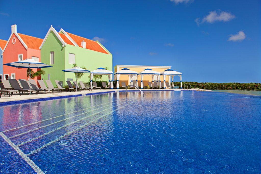Courtyard by Marriott Bonaire prima zakenhotel en vakantie op Bonaire