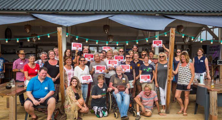 Financiële ondersteuning voor dierenhulpverleners Caraïbisch gebied tijdens bijeenkomst op Bonaire