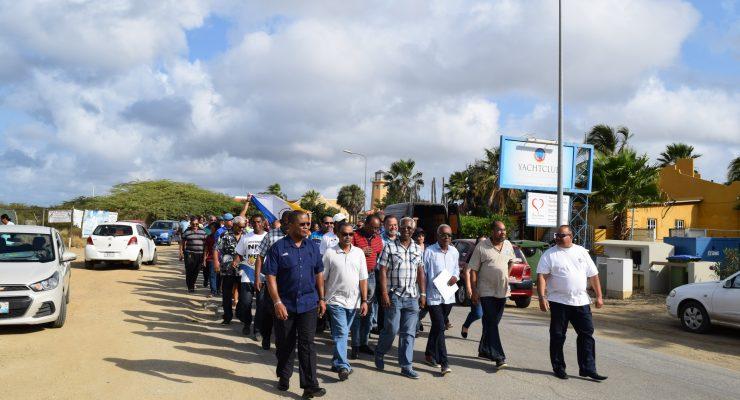 Grote kans op staking van overheidspersoneel op Bonaire