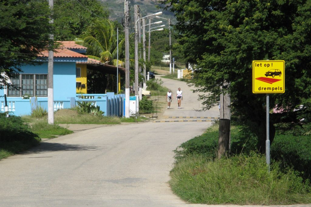 Verkeerscontrole in Rincon