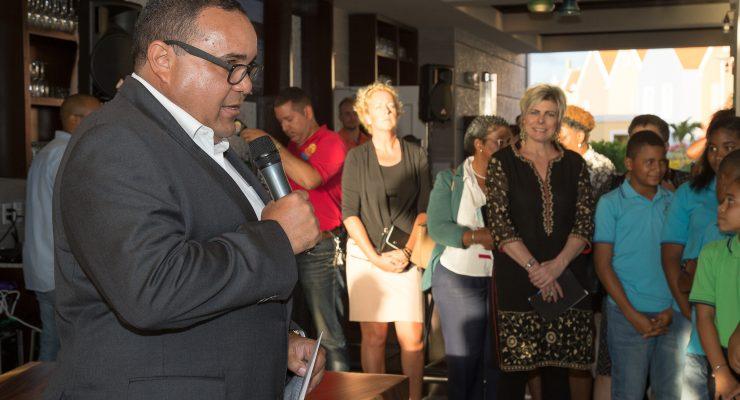 """Raad van de kinderen Bonaire"""" investering in de toekomst"""""""