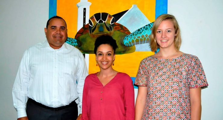 Logos Hope na lange tijd terug op Bonaire
