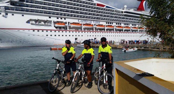 Promo video Biketeam Korps Politie Caribisch Nederland