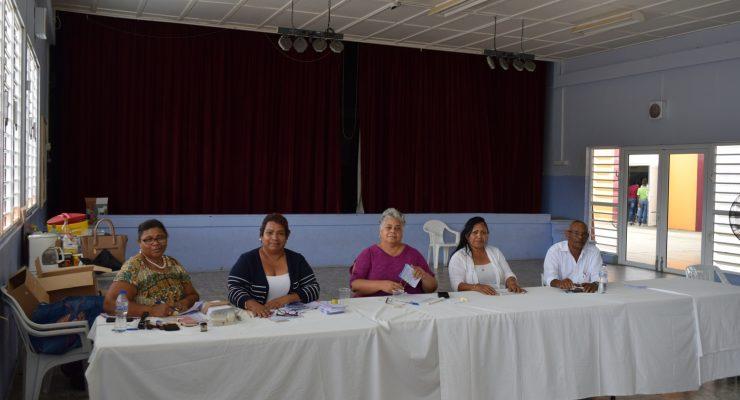 Meer stemmers dan verwacht op Bonaire
