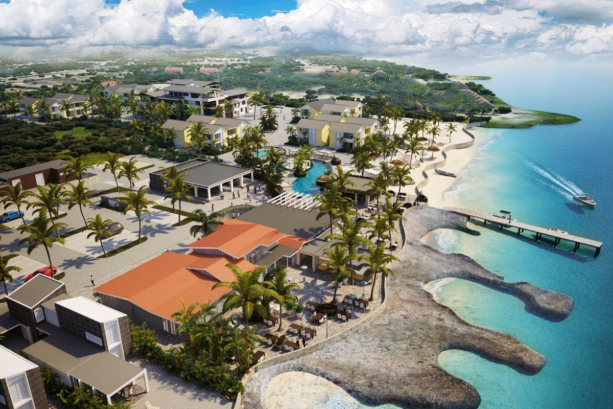 Delfins Beach Resort Bonaire - Bonaire.Nu