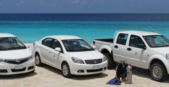 Goedkoop een auto huren op Bonaire