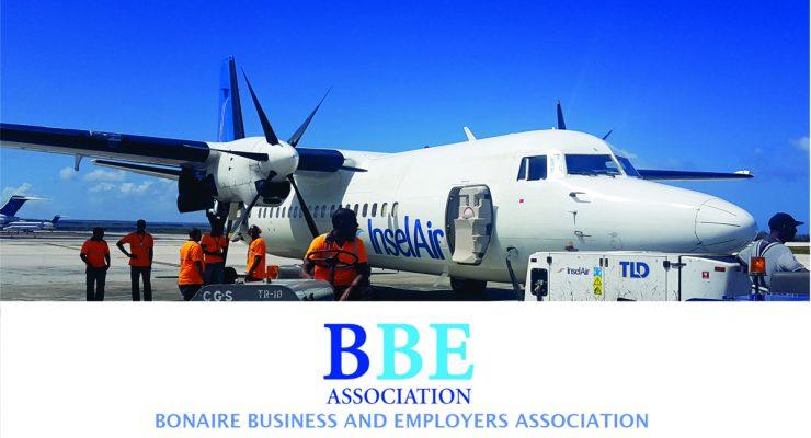 BBE bezorgd over gebrek daadkracht inzake luchtverbinding