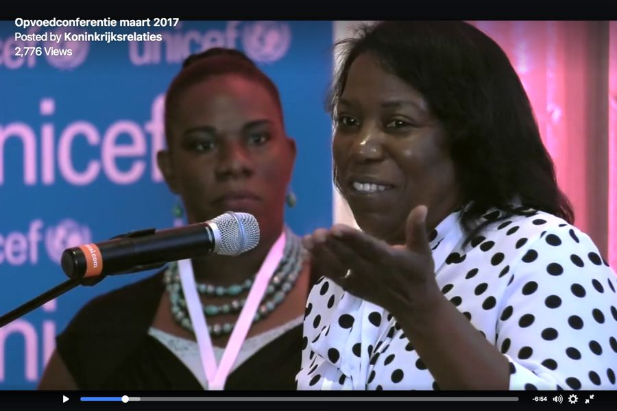 Video opvoedconferentie maart 2017