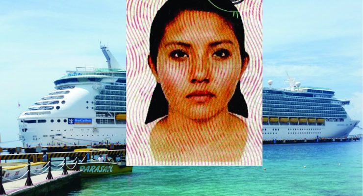 Politie vraagt hulp inzake verdwenen cruiseschip employee
