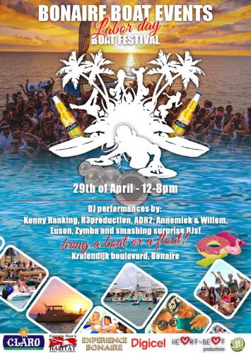 Bonaire Boat Event