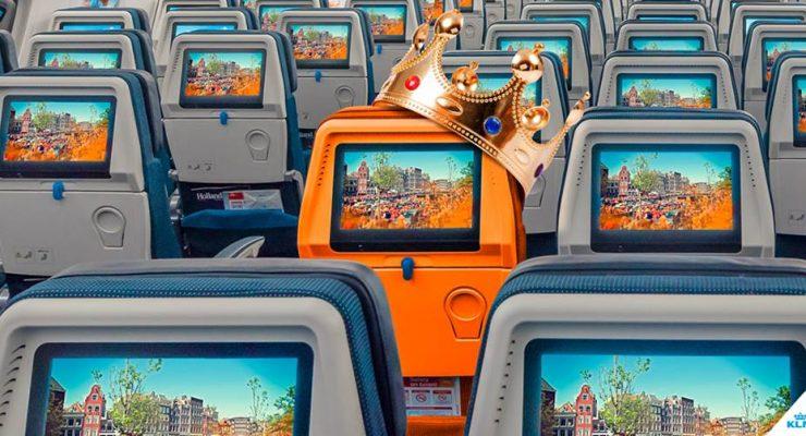 KLM Koningsdag aanbieding Bonaire – Amsterdam