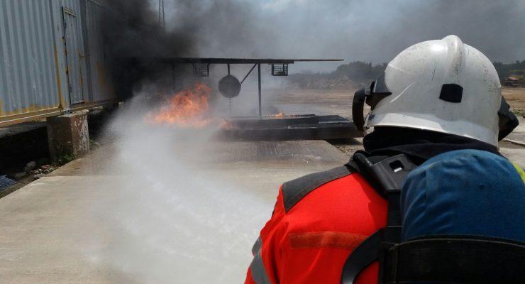 Opleiding Vliegtuigbrandbestrijding Manschap CN