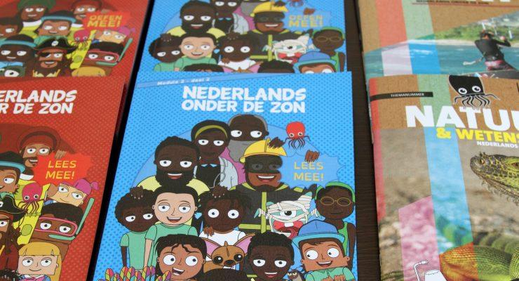 Workshop Nederlands als vreemde taal op Sint Eustatius en Saba