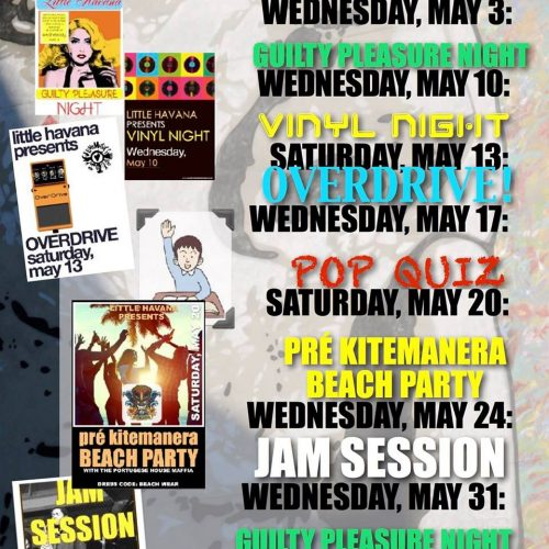 Agenda mei Little Havana