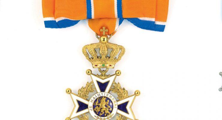 Voordrachten Koninklijke Onderscheidingen voor 2018