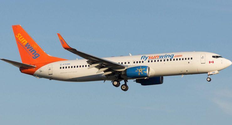 Medio december directe vluchten Toronto-Bonaire met Sunwing