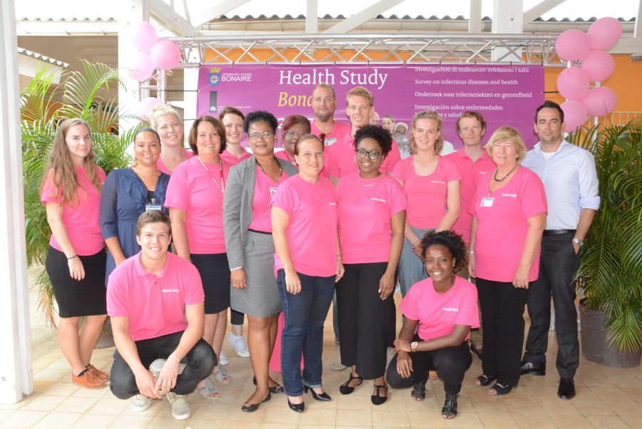 Uit ervaring zeg ik : doe mee en draag bij aan een gezonder Bonaire